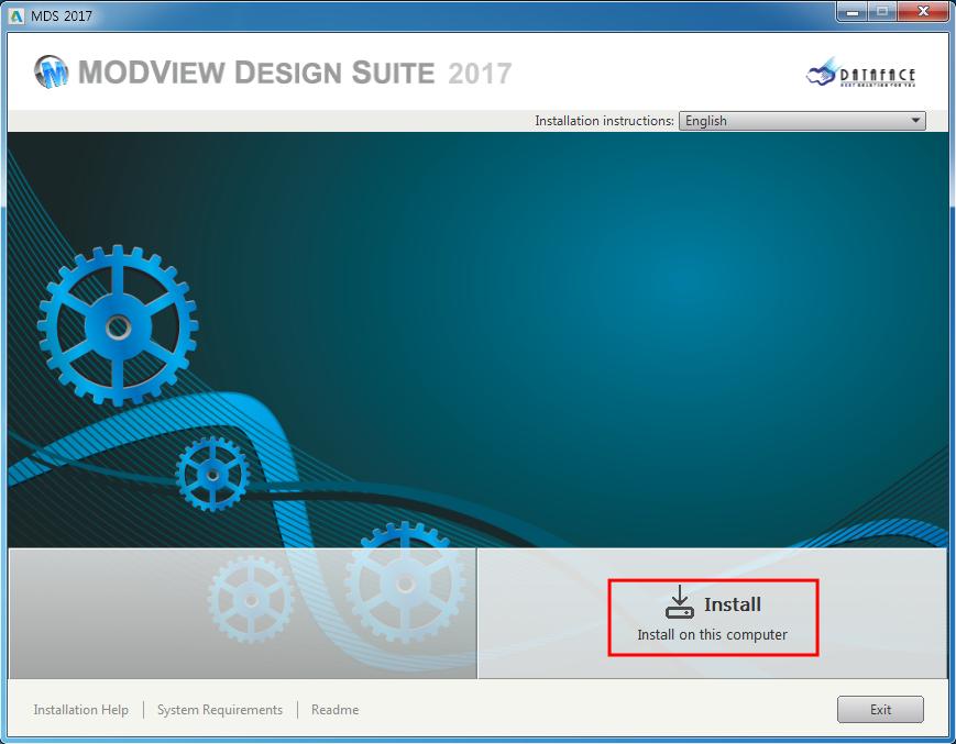 MDS_v2017_Installing 02
